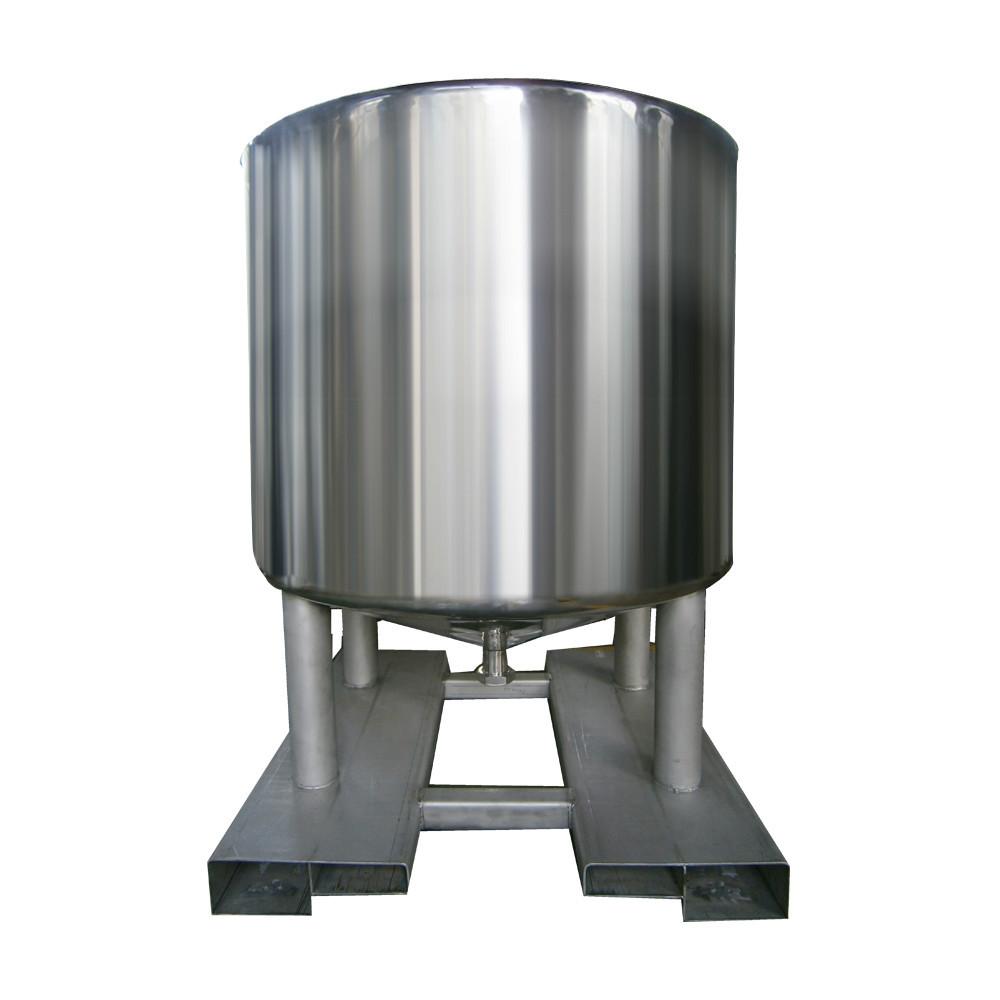 1500Lステンレスジュース貯蔵容器