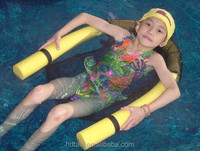 fun float noodle chair for swimming