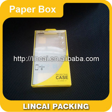 Stock!!!! stock!! ODM/OEM Waterproof Mobile Cell Phone Case Packaging/Retail Plastic Packaging Box For IPhone Case