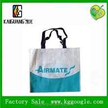 Popular non-woven bags with lamination, non woven shopping bags