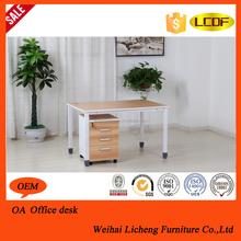 Printer Wooden & Steel High executive office furniture custom made computer desk