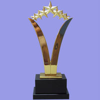 Zinc Alloy Trophy