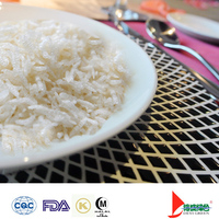 Precooked instant rice