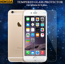 Shenzhen manufacturer glass screen protector for iphone 6s plus