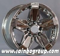 Chrome Car Wheels Aftermarket Car Alloy Wheel Rims F80888-2 ETC.