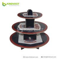Tabletop cardboard display stands, Cardboard counter top display boxes, Cardboard counter display for cakes