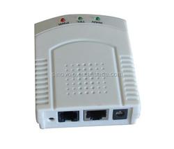 Factory Price VOIP ATA mini ata voip RJ45 Wireless Network Adapter