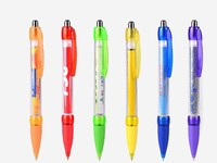 Colorful cheap banner pen