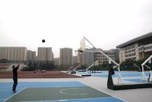 basketball court flooring high density hotly used environmentally friendly