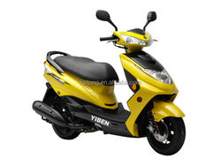 150cc YIBEN EEC gas scooter/motorcycles in China
