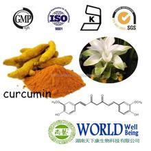 Natural curcumin turmeric extract powder,arthritis prevention 95% curcuminoids