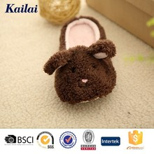 lovely animal and hot sale slippers for child