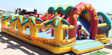 New product promotional inflatable amusement sport city