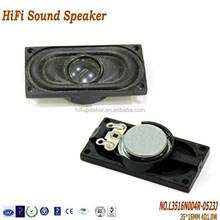 35*16MM 4OHM 1.0W 2.1 Mini Computer Speaker