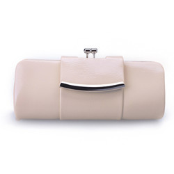 Hami melon Pattern PU leather evening clutch bag stock 2002