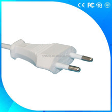 D01 2 pin European power cord