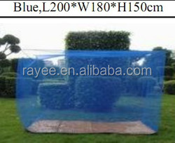 Long Lasting Medicated olyset mosquito net for Africa, monofilament net, mosquitero/Rede para mosquitos