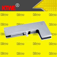 manufacturer bent clamp glass door hinge