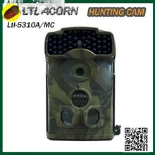 Wildlife surveillance camera, motion detection infrared trail camera ltl acorn 5310A