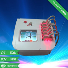 2015 best sale low level laser 809 lipo for home use/lipo 809 laser for distributors, good for weight loss, body slimming