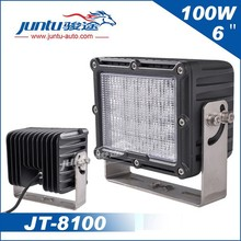6 Inch 100W Offroad LED Spot Light Superb Bright Offroad LED Spot Light