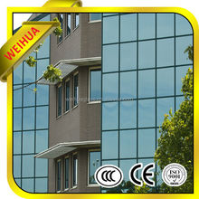 12mm Energy-Saving Solar Control Low-E Glass with CE/ISO/CCC/SGS