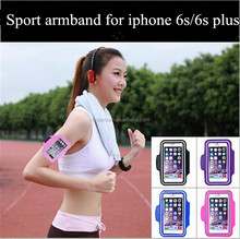For apple iphone 6s 6splus sport armband case, Multi function running armband for iphone6s 6s plus
