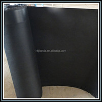 PET non woven fabrics based bituminous roof underlayment/roofing felt