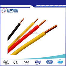 Low Voltage Insulated Copper Conductor 35mm 8mm PVC Electric Power Cable