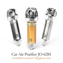 Hot New Innovative 2016 New Products ( Car Air Purifier Ionizer JO-6271)