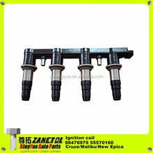 Ignition coil 7 pins 96476979 55570160 55585539 C1646 5C1703 UF620 D517C FOR Cruze 1.6 MT Excelle XT 1.6 (7 pin) Malibu 1.6T
