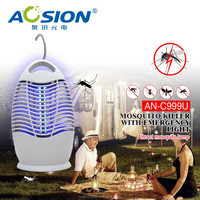 Factory made high voltage efficiency electric anti mosquito led lamp