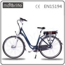 MOTORLIFE/OEM Chopper Drive Electric Bicycle,Electrica Bicicleta