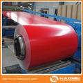 Aluminio prepintado con buena calidad de fabricante China
