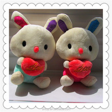 Love of the rabbit, Girl Love 18cm Sweet Rabbit Soft Toy