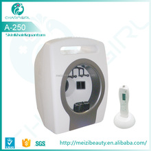 Professional and portable beauty machine 3D skin analyzer software / skin scanner