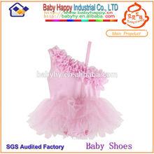 venta al por mayor de niños pequeños girl tutu vestido de ropa de bebé albimini