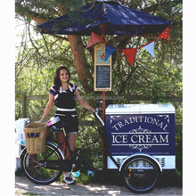 Hot sale ice cream sigle speed cargo bike /bicycle