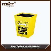 Tenice japanese living stackable storage paper box & bin