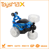 2014 NEWEST Two Colors ABS Universal RC Drift Car remote control with light and music
