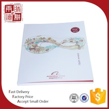 wholesale promotional brochure sample for advertising