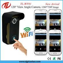 2015 New Android Smartphone Wireless Wifi IP Video Door Phone Villa
