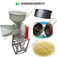 DY9FZ-19 Electric dehydrated Fruit dry chips powder milling machine / fruit chips grinder