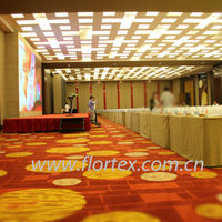 Wool Wall to Wall Carpet, Axminster Hotel Carpet, Nylon Carpet Runner 002