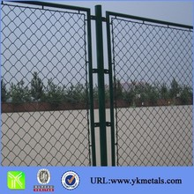 High quality fence product of PVC Coated Chain Link Fence