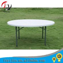 Royal new brand stackable plastic table in foshan