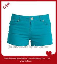 wholesale cheap high waist shorts