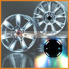 New Arrival firefly Solar led wheel light/Colorful Car Led Tire Light/Decoration LED Solar Tire Light