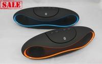 Wireless Bluetooth Speaker TF AUX USB FM Radio with Built-in Mic Hands-free Portable Mp3 Mini Subwoofer Retail Box BTK1015