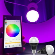 new products for marketing led lighting test case play by SmartPhone